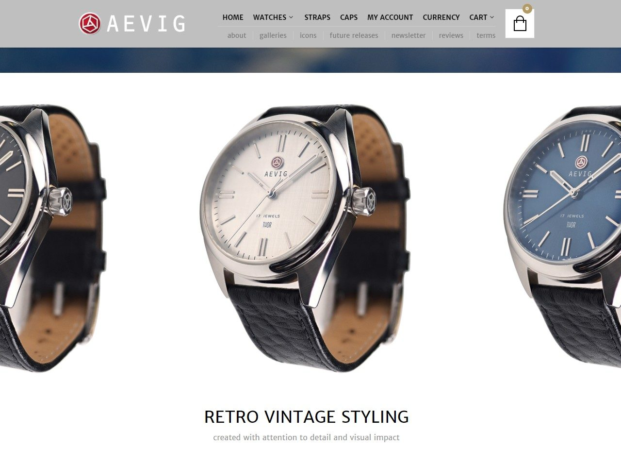 aevig watches