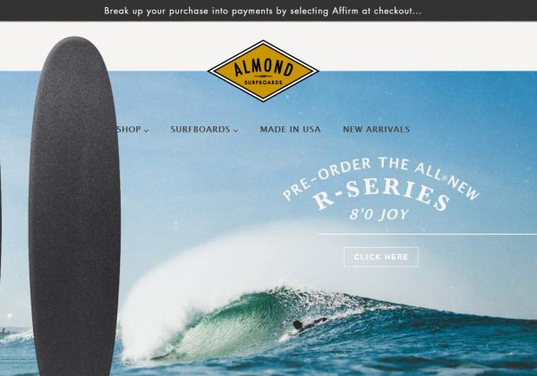 Almond Surfboards