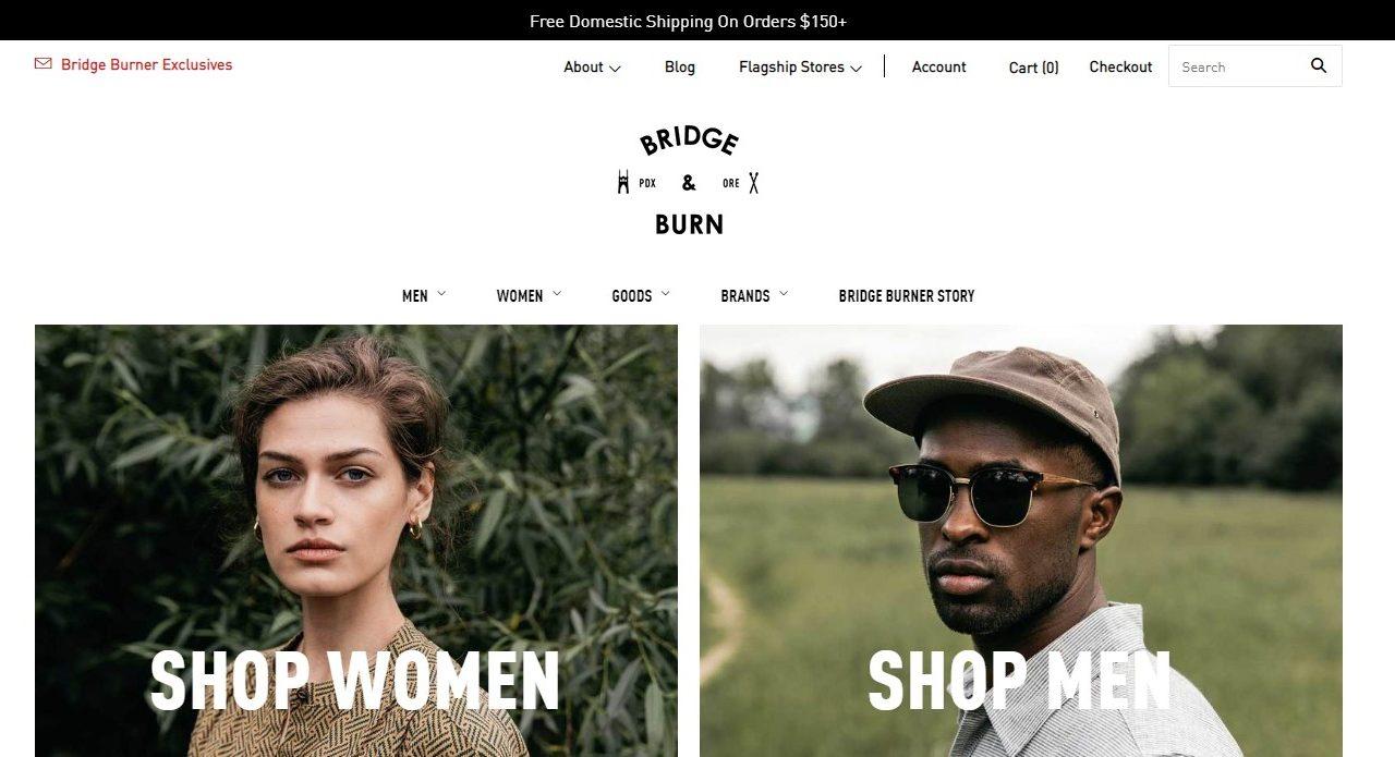 Clothing for Men & Women Designed in Portland, OR.