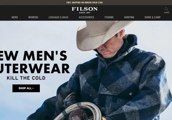 Filson Original Alaska Outfitter